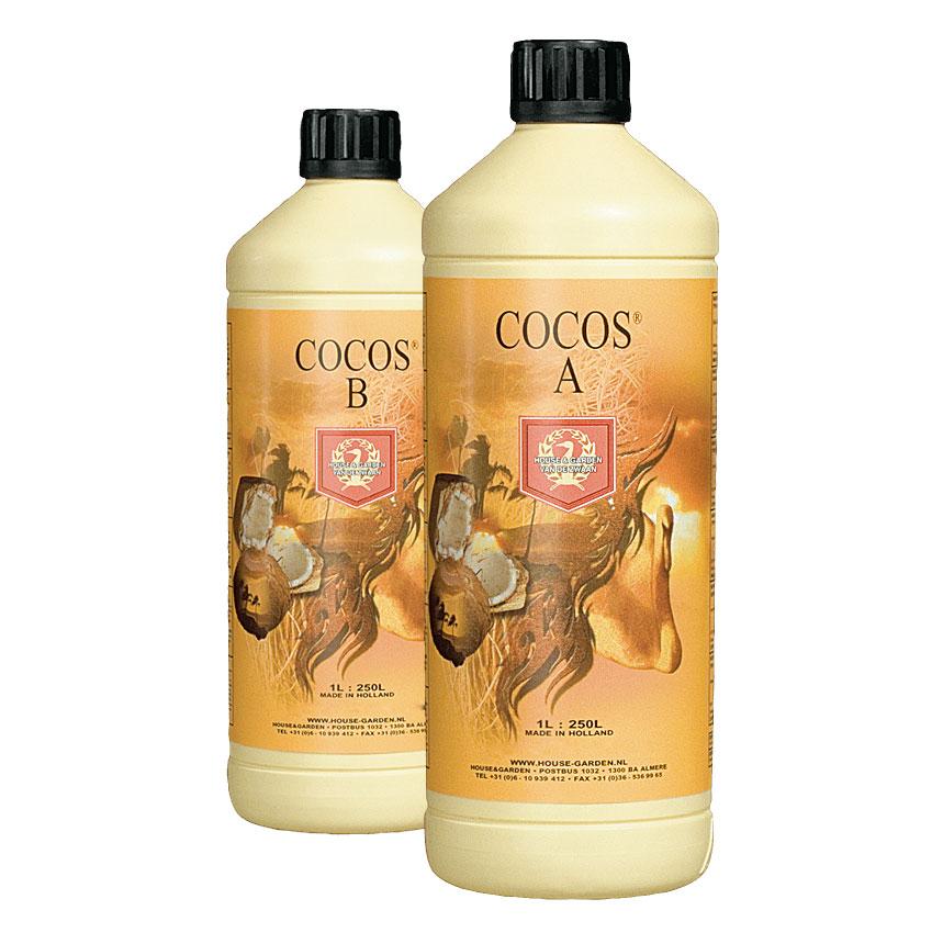 Fertilizante Coco A-B